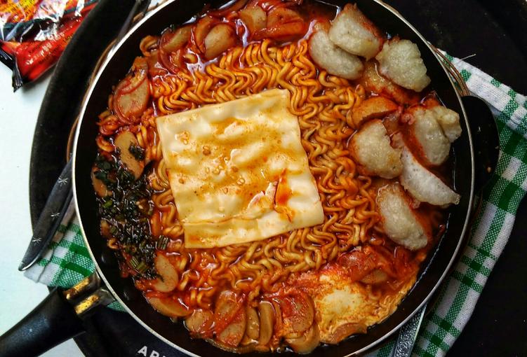Mie Instant Asli Korea Yang Wajib Anda Coba
