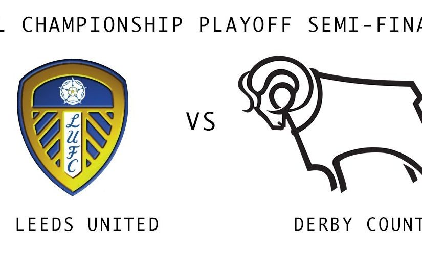 LEEDS VS DERBY DI CHAMPIONSHIP PLAY-OFF