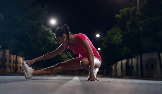 Olahraga Malam, Apakah Baik Untuk Kesehatan?