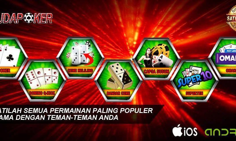 Pokerkuda.net Agen Poker Online Dengan Server IDN Terpercaya