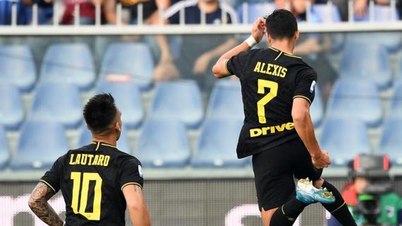 Inter Milan Masih Sempurna di Ajang Serie A