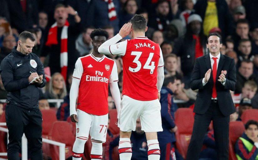 Wright Desak Xhaka Minta Maaf Kepada Fans Arsenal