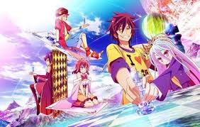 Review Anime No Game No Life