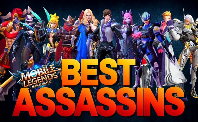 Hero Assassin Terbaik Di Mobile Legends Per Februari 2020