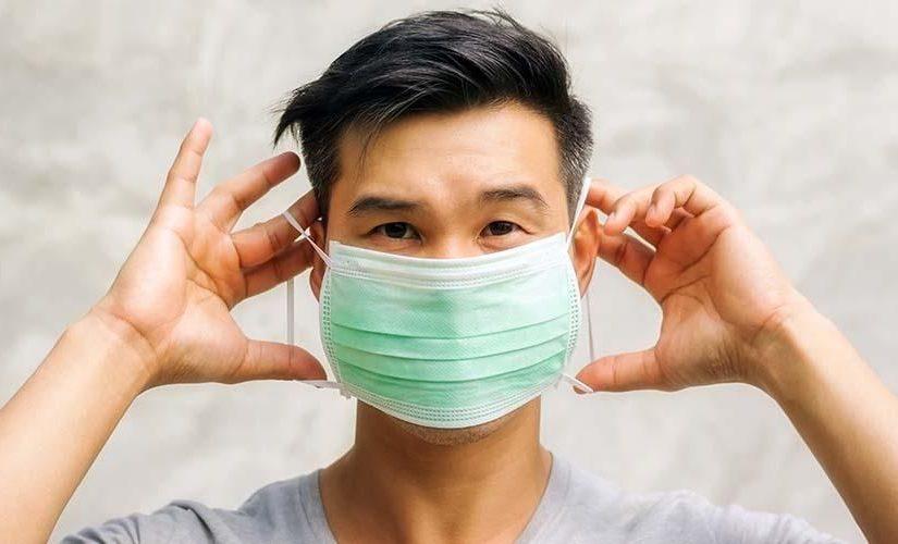 Tidak Boleh Pakai Masker Sembarangan