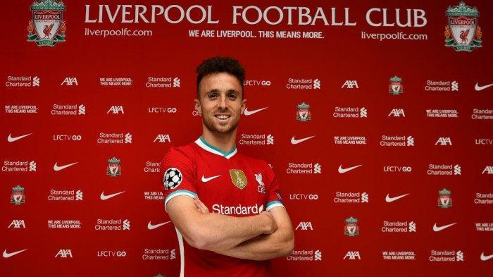 Liverpool Penah Datangkan Pemain Portugal Sebelum Kedatangan Diogo Jota