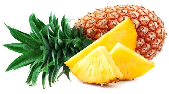 manfaat nanas untuk pria