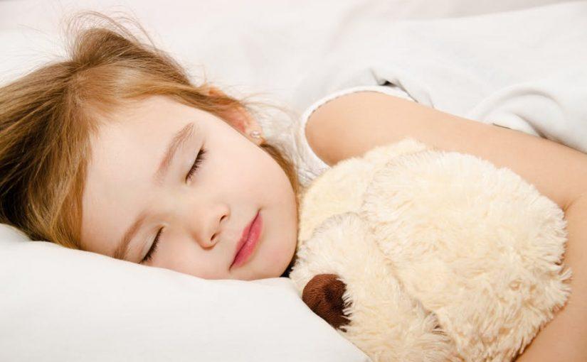 5 Tips Untuk Rutinitas Tidur Anak-Anak