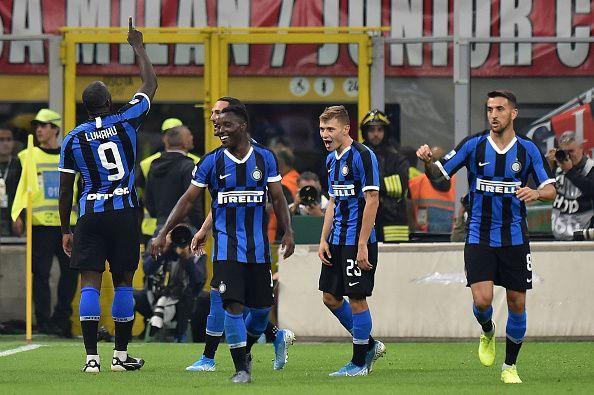 Inter Berjaya di Derby Della Madonnina