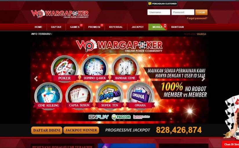 Tips Menang IDN Poker Online Berturut-Turut Di Wargapoker