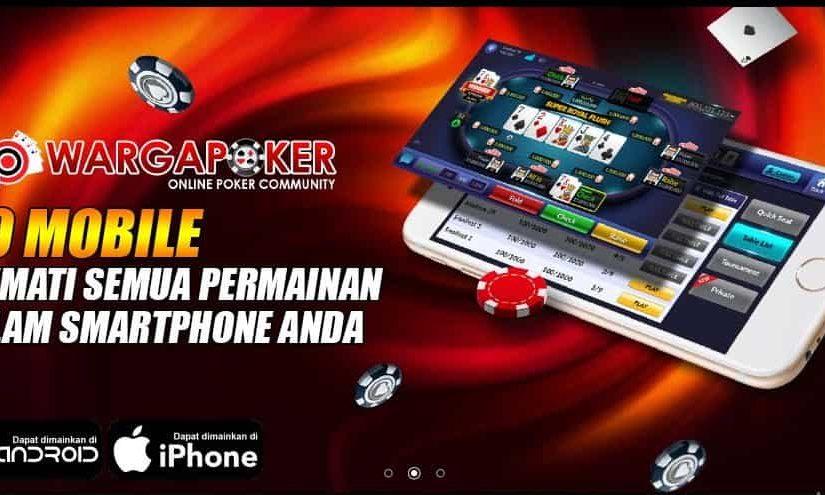 Beramain Poker Online di Situs Poker Terbaik Yaitu Wargapoker